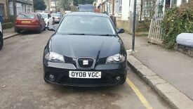 2008 Seat Ibiza Reference Sports 1.2 , Extremely Low 48000 Miles