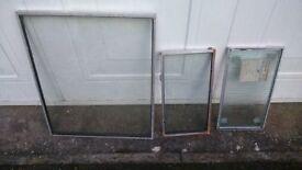 Double glazed sealed Units 3 small units