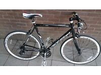 Hello!!!! I sell my hybrid racer bought last year in Halford for 350£, quick sale 145£