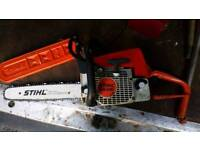Sthil Ms 230 chainsaw