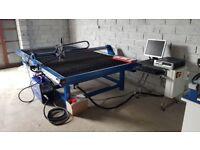 CNC Plasma cutter machines