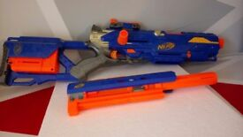 Nerf long strike cs-6 (barely used)