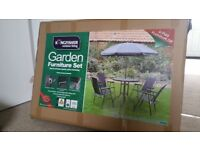 Kingfisher Garden Forniture Set