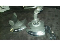 PC USB JOYSTICKS 2 GAMING SET