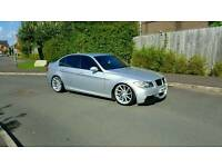 2007 bmw 320d m sport, long mot... may swap or pc cash either way