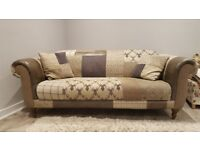 Two seater sofa for sale, Good condition cost over £900 new in 2015. Pick up only thanks