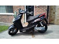 Yamaha Jog 49cc Moped - Mot Till 07-06-19