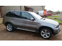 BMW X5 SPORT D AUTO - SAT NAV / TV / BLACK LEATHER