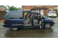Chrysler Grand Voyager limited edition fully loaded