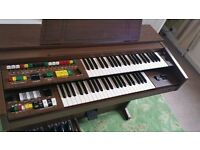 Yamaha Electone Electric Organ b 35 vintage Classic Collectable Piano Player