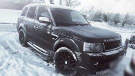 Range Rover Sport TDV6 HSE A DIESEL AUTOMATIC
