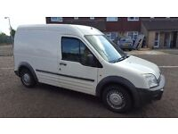 Ford Transit Connect 1.8 TD LWB T230 Panel Van WHITE , ONLY 1 PREVIOUS OWNER, NO VAT,FSH