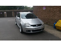 2006 vw golf gt 4motion spares or repairs