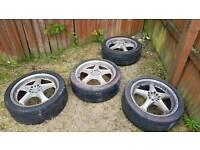 18 inch wheels