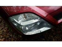 Renault megane scenic 51 plate breaking for spares headlight