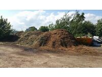 FREE Woodchip Mulch for Borders Beds Allotments Paths FREE