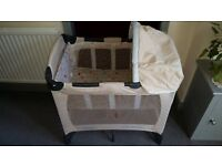 GRACO - COT -TRAVEL COT - PLAY PEN - 3 In-One Ex Condition in Bolton