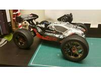 RC car Kyosho inferno neo st 2 race