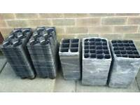 PLANT/SEED CELL TRAYS - If reading this they will still be for sale I will delete Ad when sold
