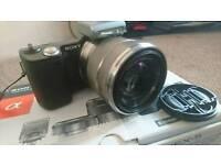 Sony nex 5 dlsr bridge digital camera