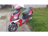2016 125cc Scooter Moped