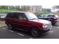 Range Rover 2.5DSHE