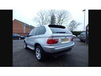 BMW X5 d sport auto swaps or px