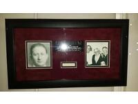 PAWN STARS CARLOS GAMBINO PICTURE & AUTHENTIC SIGNATURE £150