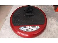 Excellent Vibro plate with remote control