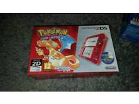 3 x POKEMON EDITION 2DS LIMITED EDITION