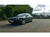 Jaguar x type Sport 2001 2.5 petrol swap bmw 3 5 mercedes