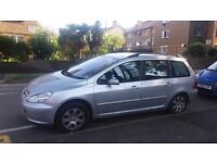 PEUGEOT 307 SW 2.0 HDI 2004 WITH LOW MILEAGE
