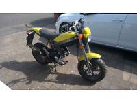 Suzuki Street Magic 50cc