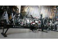 Concept 2 rowing machine c model with pm2 monitor
