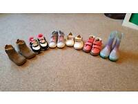 Girls Toddler Shoes Size 6, 6.5, 7