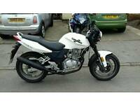 Sinnis stealth 125cc learner