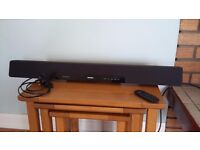 Phillips sound bar great condition