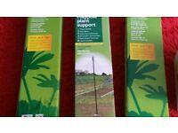 Gardman Grow-It Maypole Plant Support (£8 for all 3)