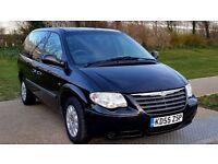 Chrysler Voyager 2.4 SE 5dr£1,995 HPI CLEAR+LPG CONVERSION+MINT!