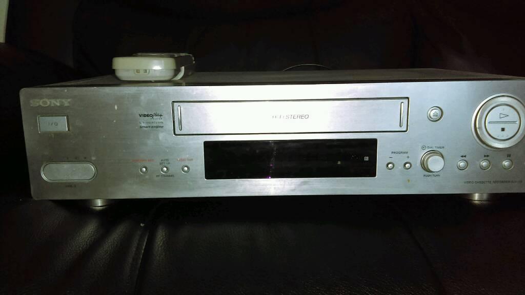 SONY SLV-X9 VCR