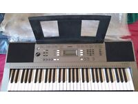 NEW YAMAHA PSR-E353 keyboard