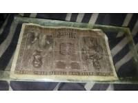 German vintage 20 mark note 20 february 1918