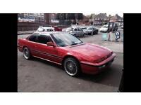 Honda prelude 1990