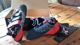 Climbing Shoes Red Chili Octan UK8 - EU42
