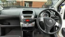 Toyota aygo fire
