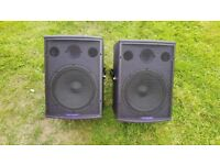 Funktion one f101 speakers pair