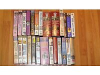 VHS Collection (Elvis, Musicals, Movies, Documentaries)
