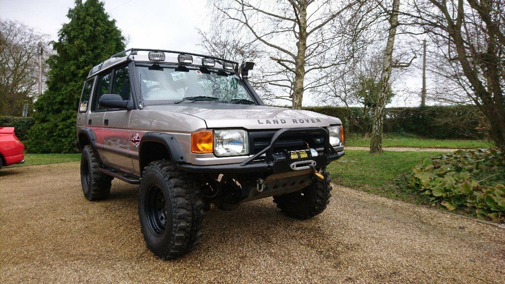 land rover discovery 300tdi off road ready in great cornard suffolk gumtree. Black Bedroom Furniture Sets. Home Design Ideas