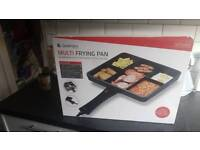 Multi frying pan