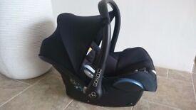 Maxi-Cosi CabrioFix - Car Seat Black